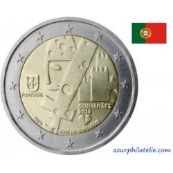 2 euro commémorative - Portugal - 2012 - Guimaraes : capitale européenne de la Culture