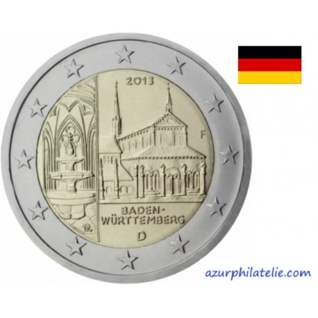 Allemagne - 2013 - Bade-Wurtemberg Monastère de Maulbronn