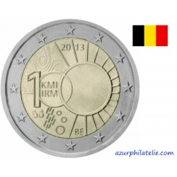 Belgique - 2013 - 100 ans de l'institut météorologique (IRM)