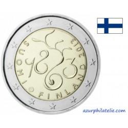 Finlande - 2013 - 150 ans du Parlement
