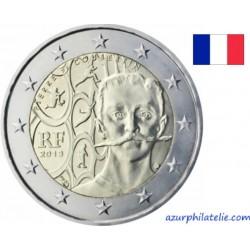 France - 2013 - 150ème Anniversaire de la Naissance de Pierre de Coubertin