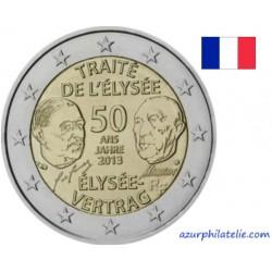 France - 2013 - Traité de l'Élysée