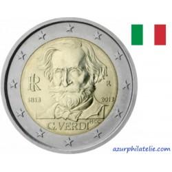 Italie - 2013 - 200e anniversaire de la naissance de Giuseppe Verdi