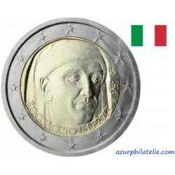 Italie - 2013 - 700ème anniversaire de la naissance de Giovanni Boccaccio
