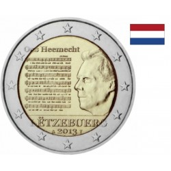 Luxembourg - 2013 - L'hymne national du Grand-Duché de Luxembourg