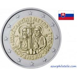 Slovaquie - 2013 - 1150 ans de la mission de Constantin