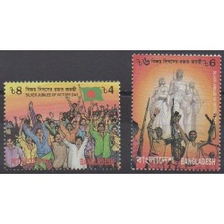 Bangladesh - 1996 - Nb 534/535 - Various Historics Themes