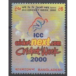 Bangladesh - 2000 - Nb 651 - Various sports