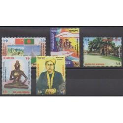 Bangladesh - 2000 - No 662/666