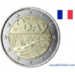 France - 2014 - 70ème anniversaire du D-Day