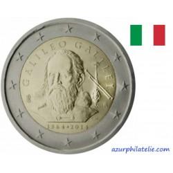 Italie - 2014 - 450ème anniversaire de la naissance de Galilée