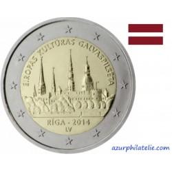 Lettonie - 2014 - Riga - Capitale européenne de la culture