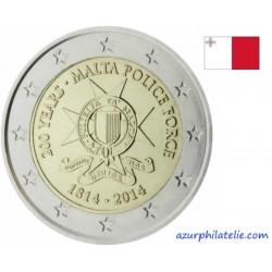 Malte - 2014 - 200 ans de la force de police de Malte