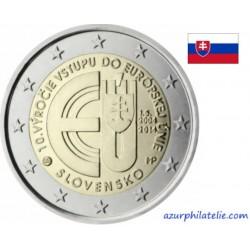 Slovaquie - 2014 - 10ème anniversaire de son entrée dans l'U.E.