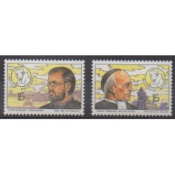 Belgium - 1994 - Nb 2553/2554 - Pope