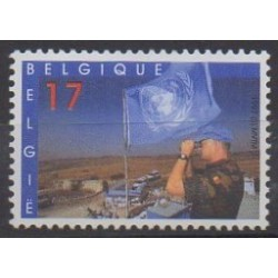 Belgium - 1997 - Nb 2692 - Military history
