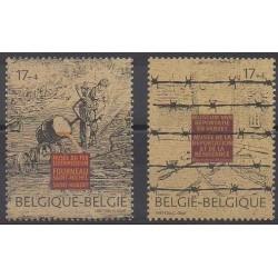 Belgique - 1997 - No 2682/2683 - Seconde Guerre Mondiale