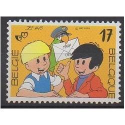 Belgium - 1997 - Nb 2707 - Cartoons - Comics