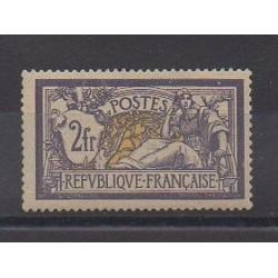 France - Poste - 1900 - Nb 122