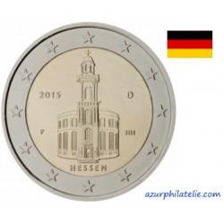 Allemagne - 2015 - Hesse - Église Saint Paul de Francfort