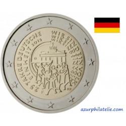 Allemagne - 2015 - 25ème anniversaire de la réunification allemande