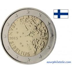 Finlande - 2015 - 150ème anniversaire de la naissance de Jean Sibélius