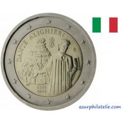 Italie - 2015 - 750ème anniversaire de la naissance de Dante Alighieri