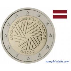 Lettonie - 2015 - Présidence lettone du Conseil de l'Union européenne