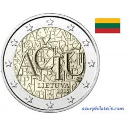 Lituanie - 2015 - La langue lituanienne