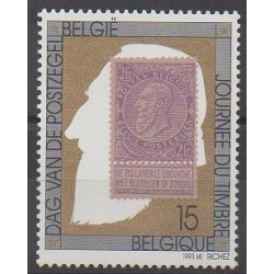 Belgium - 1993 - Nb 2500 - Stamps on stamps