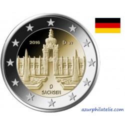 Allemagne - 2016 - Saxe - Palais Zwinger à Dresde