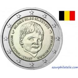 Belgique - 2016 - L'organisation Child Focus