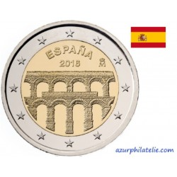 Espagne - 2016 - L'aqueduc de Ségovie