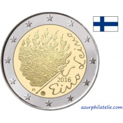 Finlande - 2016 - 90ème anniversaire de la mort de Eino Leino