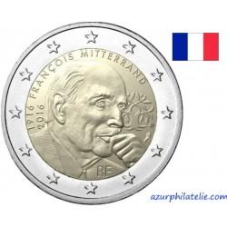 France - 2016 - 100ème anniversaire de la naissance de François Mitterrand