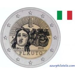 Italie - 2016 - 2200 ans de la mort de Plaute