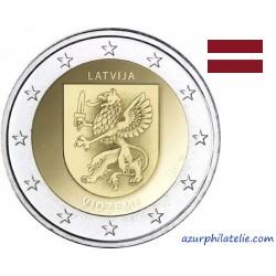 Lettonie - 2016 - Région Vidzeme