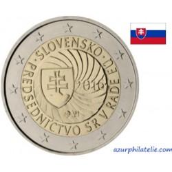 Slovaquie - 2016 - Présidence de l'Union Européenne