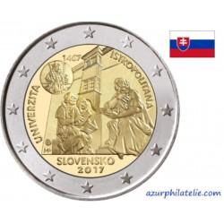 Slovaquie - 2017 - 550ème anniversaire de la fondation de l'Academia Istropolitana