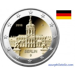 "Allemagne - 2018 - Berlin "" Château de Charlottenburg """
