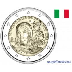 Italie - 2018 - 60e anniversaire du ministère italien de la Santé