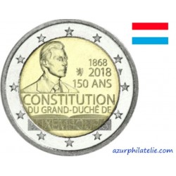 Luxembourg - 2018 - 150e anniversaire de la Constitution du Luxembourg