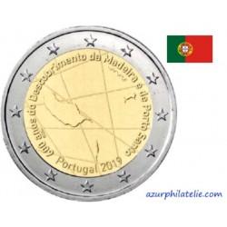 Portugal - 2019 - 600 ans de la découverte de l'île de Madère