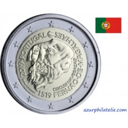 Portugal - 2019 - 500 ans de la circumnavigation du monde par Magellan
