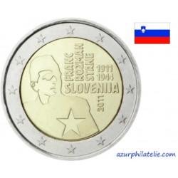 Slovénie - 2011 - 100 ans de Franc Rozman