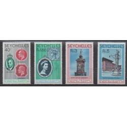 Seychelles - 1978 - No 397/400 - Royauté - Principauté