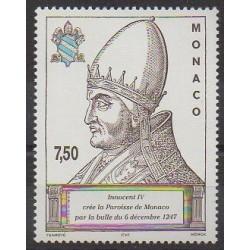 Monaco - 1997 - Nb 2137 - Pope