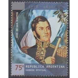 Argentina - 2000 - Nb 2189 - Various Historics Themes