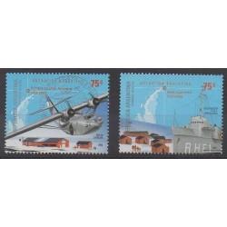 Argentina - 2002 - Nb 2291/2292 - Polar