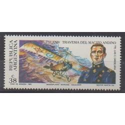 Argentina - 1993 - Nb 1819 - Planes